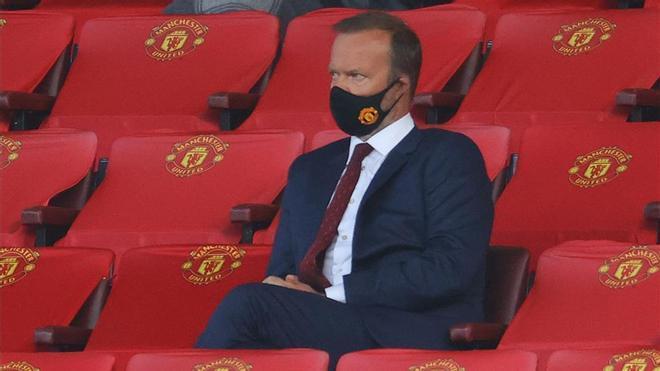 Woodward asesoró a los Glazer durante su compra del Manchester United en 2005 y, desde entonces, forma parte del organigrama del club mancuniano