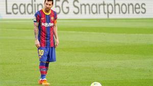 Leo Messi, la gran incógnita para Sevilla