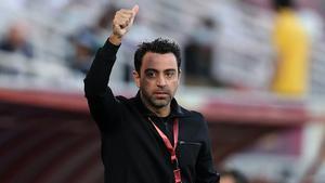 El Al-Sadd de Xavi se lleva la Qatar Cup