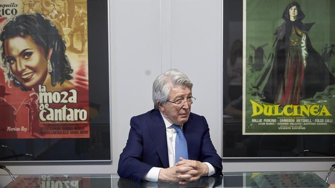 Cerezo dice qué película serían el Barça, Messi, el Atlético y Simeone