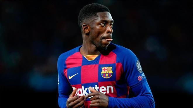 Ousmane Dembélé no piensa en el Manchester United