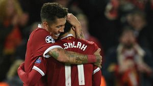 LACHAMPIONS   Liverpool - Roma (5-2): El tridente del Liverpool marcó los cinco goles
