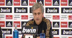 Mourinho, irónico: Tenemos problemas profundísimos: veinte victorias y una derrota