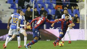 LALIGA | Levante - Leganés (0-0)