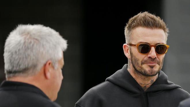Beckham carga contra la Superliga... y recibe varios likes de madridistas