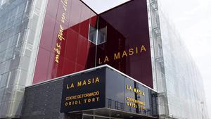 La fachada de la Masía, víctima de la demanda