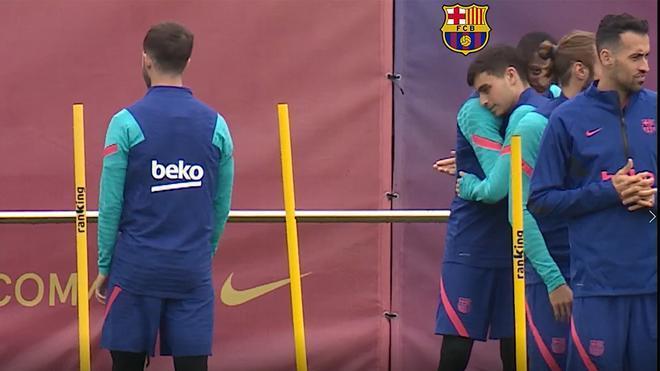 Dembélé centra los focos: El Barça, atento a su Eurocopa