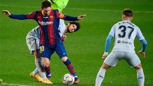El Barça busca el tercero sin éxito (EN)