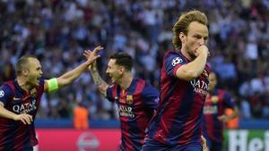 Ivan Rakitic asegura que el gol en la final de la Champions puede ser el más importante de su carrera