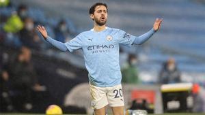 El golazo de Bernardo Silva al Aston Villa