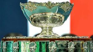 La Ensaladera, el trofeo que recibe el campeón de la Copa Davis