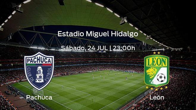 Previa del partido: el Pachuca arranca la Liga MX de Apertura jugando contra el León