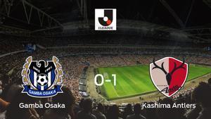 El Kashima Antlers se lleva los tres puntos ante el Gamba Osaka (0-1)