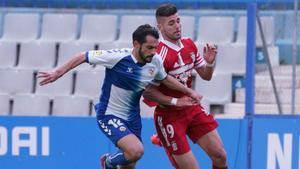 El resumen del empate entre el Sabadell y el Cartagena