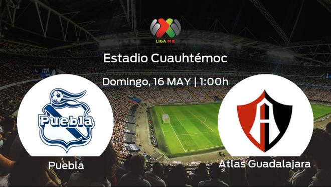 Jornada 2 de la Liga MX de Clausura: previa del duelo Puebla - Atlas Guadalajara