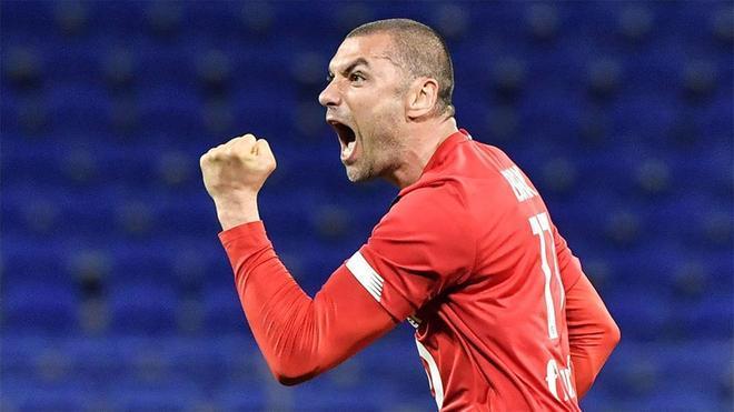 Yilmaz, delantero del Lille