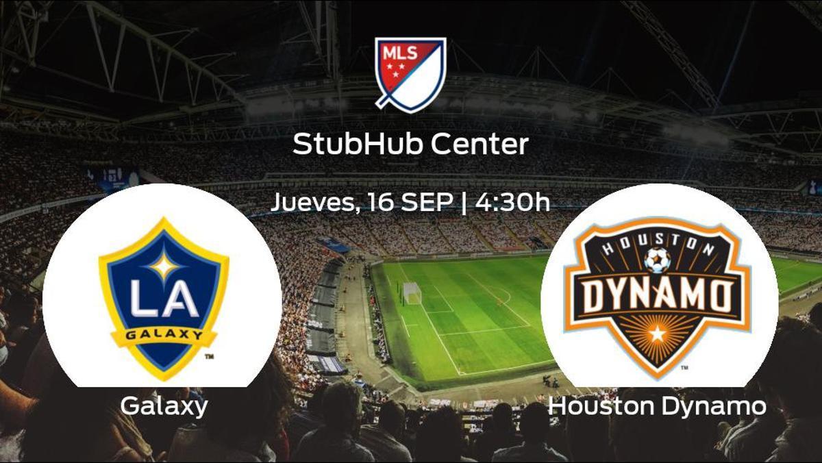 Previa del partido: el LA Galaxy recibe al Houston Dynamo