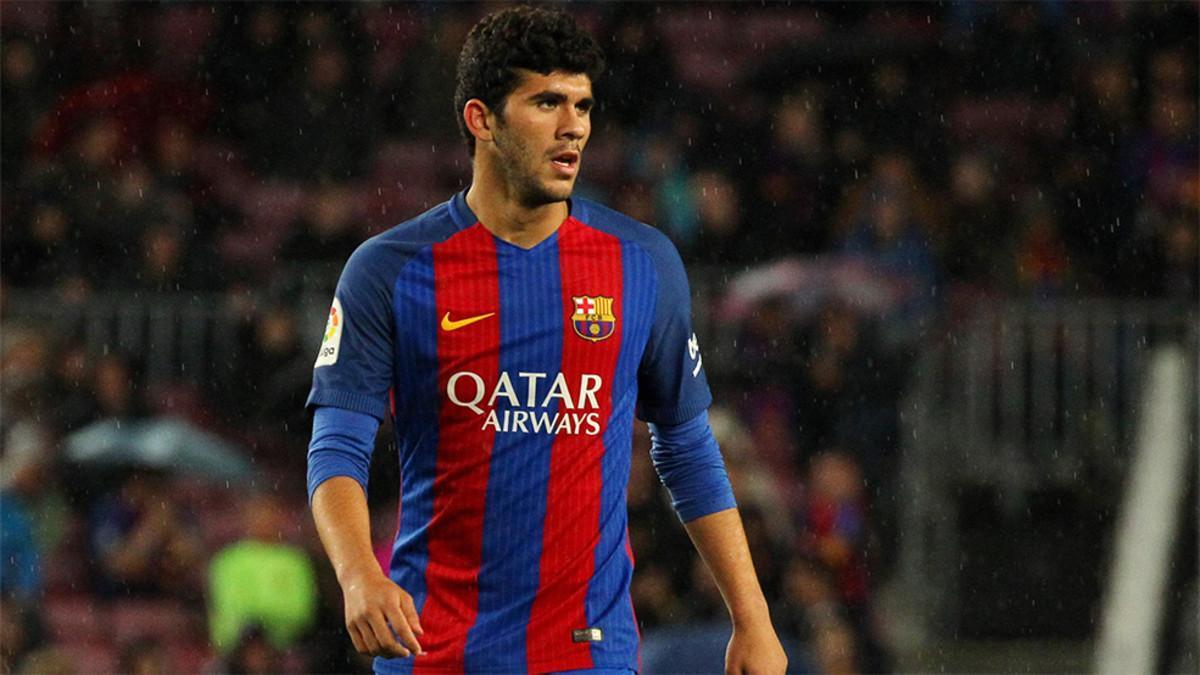 Aleñá tiene muchos números de subir al primer equipo del Barça