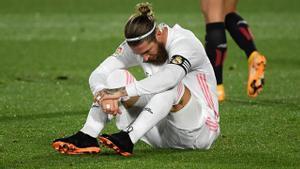 Sergio Ramos, en la encrucijada