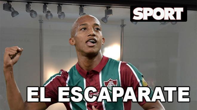 El Escaparate: Joao Pedro, el futuro delantero de la Canarinha