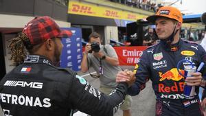 Hamilton y Verstappen, el duelo está servido