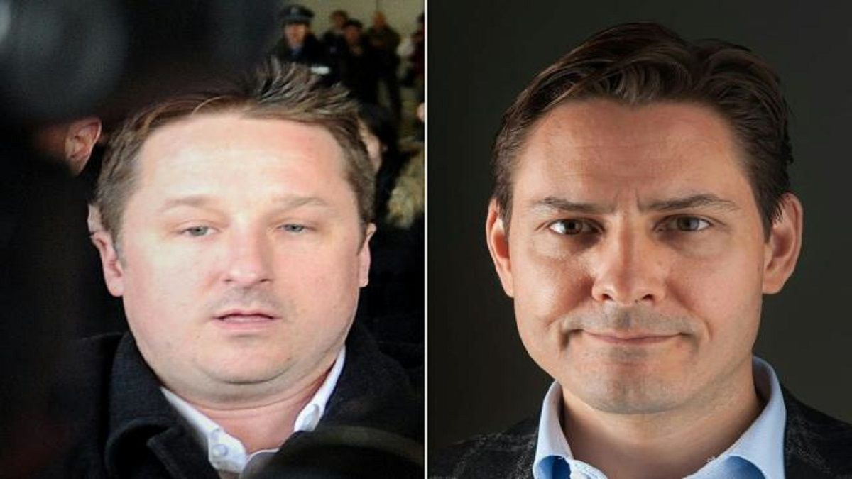 China libera a dos empresarios tras la liberación de la jefa de Huawei