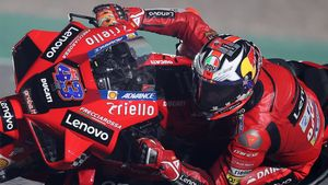 Las Ducati se divierten