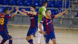 Ferrao marcó dos goles en la remontada ante Palma