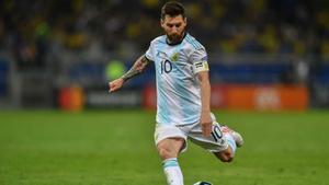El mensaje de Messi a Argentina antes de reaparecer con la albiceleste