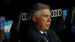 Ancelotti: Vinicius es más frío frente a la portería