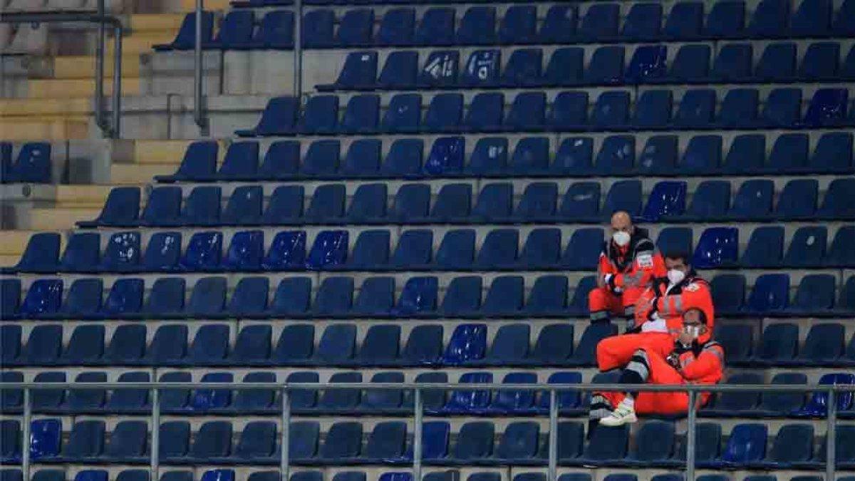 Alemania vuelve al fútbol sin público en noviembre ante el avance de la covid
