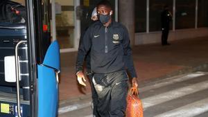 Ousmane Dembélé, una de las grandes esperanzas del FC Barcelona este domingo en Elche