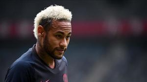 Todavía se desconoce dónde jugará Neymar la próxima temporada