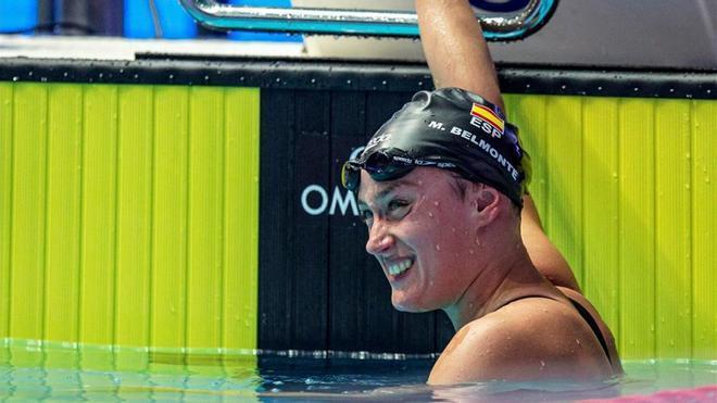 Mireia Belmonte y el mundo de la natación, pendientes del nuevo calendario