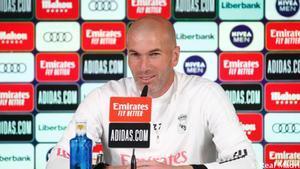 Zinedine Zidane analiza el Real Madrid - Sevilla de LaLiga Santander