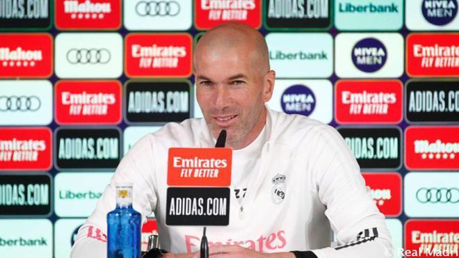 Zidane plantará a Florentino ante el cambio de ciclo