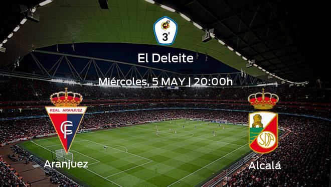 Previa del partido: Real Aranjuez CF - RSD Alcalá
