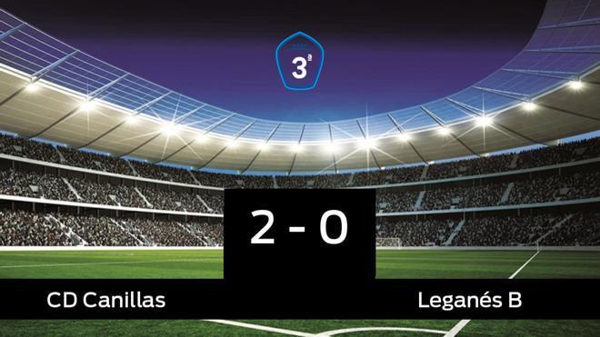 El Canillas ganó en casa al Leganés B