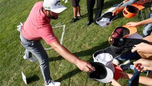 Jon Rahm ya se ha convertido en un ídolo deportivo para los españoles
