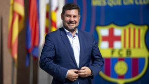 Eduard Romeu, vicepresidente económico del FC Barcelona