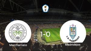 Triunfo del Marchamalo frente al Madridejos (1-0)