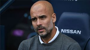 Guardiola: ¿Dirigir a España? No creo que eso ocurra