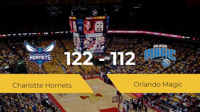 Charlotte Hornets se impone a Orlando Magic por 122-112
