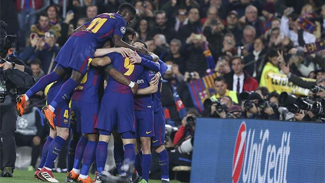 LACHAMPIONS FCB   FC Barcelona - Chelsea (3-0)
