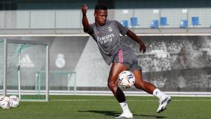 Vinicius habló en el programa Real Madrid Conecta
