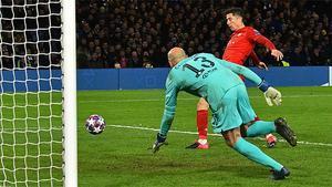Lewandowski puso la guinda final a la goleada del Bayern al Chelsea