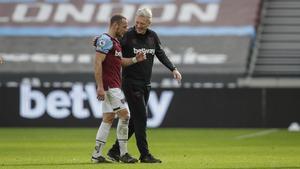 Moyes y Coufal, dos piezas clave del West Ham que aspira a la Champions