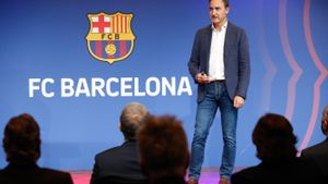 Ferran Reverter: Volveremos a poner al Barça en el lugar que merece