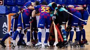 El Barça aún no sabe qué sucederá con el partido ante el Liceo