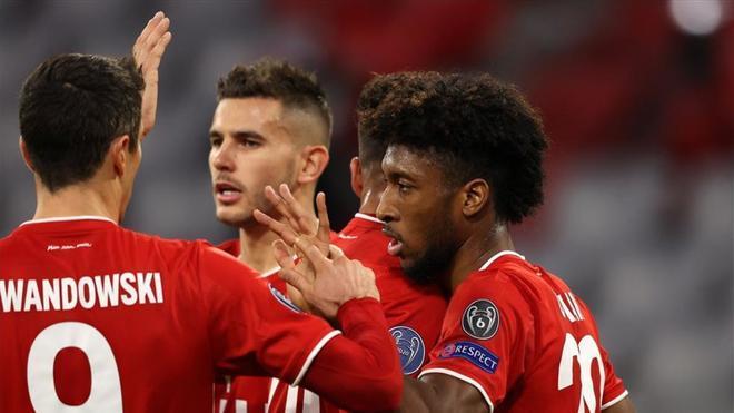 El Bayern vuelve a la liga tras la exhibición en Champions